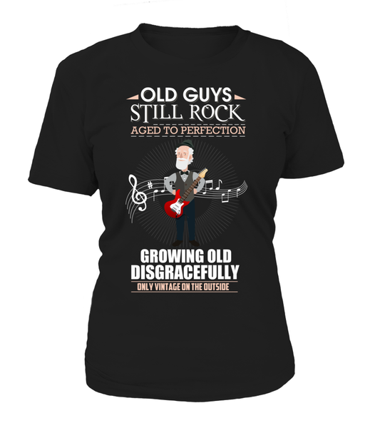 Old Guys Still Rock Shirt - Giggle Rich - 15