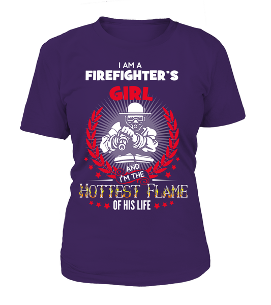 Firefighter's Hottest Flame Shirt - Giggle Rich - 11