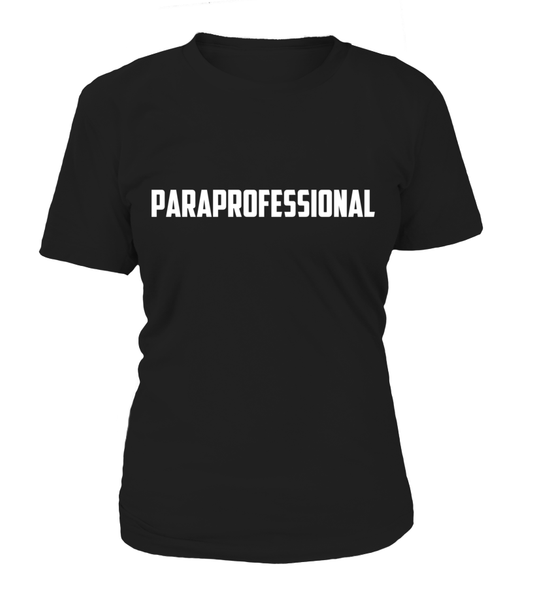 Paraprofessional Job Is Not To Judge Shirt - Giggle Rich - 10
