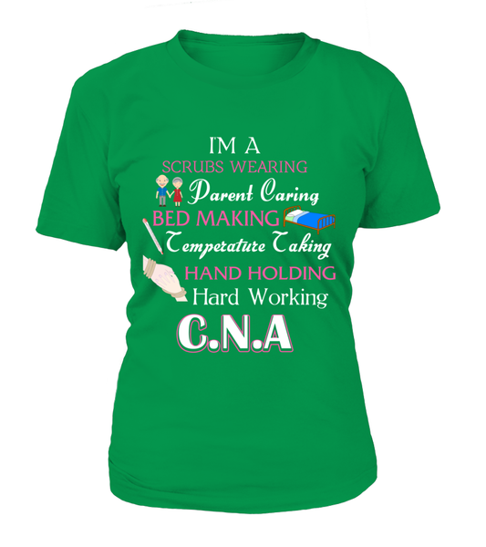 I'm Hand Holding CNA Shirt - Giggle Rich - 9