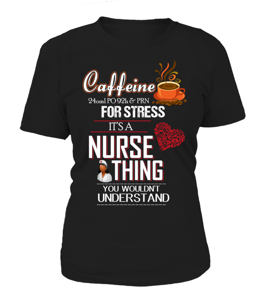 It's A Nurse Thing You Wouldn't Understand Shirt - Giggle Rich - 10