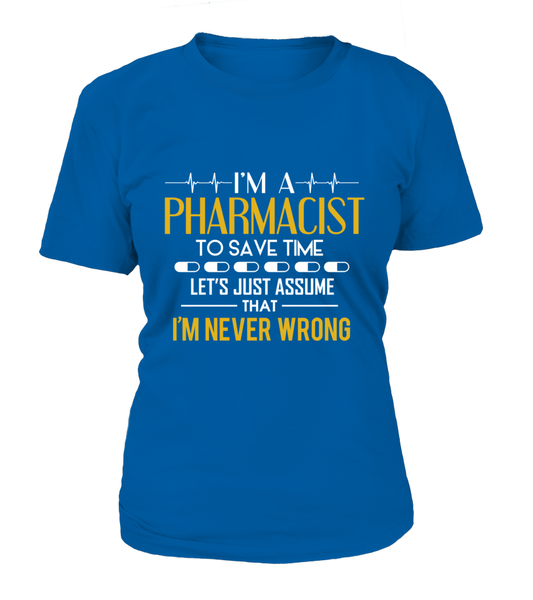 I'm Pharmacist Shirt - Giggle Rich - 15