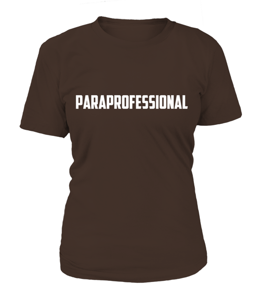 Paraprofessional Job Is Not To Judge Shirt - Giggle Rich - 20