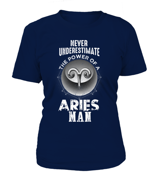 Don't Mess With Aries Man