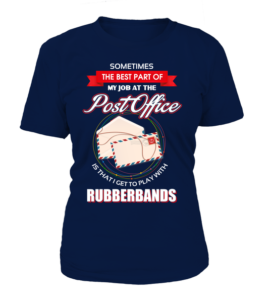 Post Office Rubberbands Shirt - Giggle Rich - 17