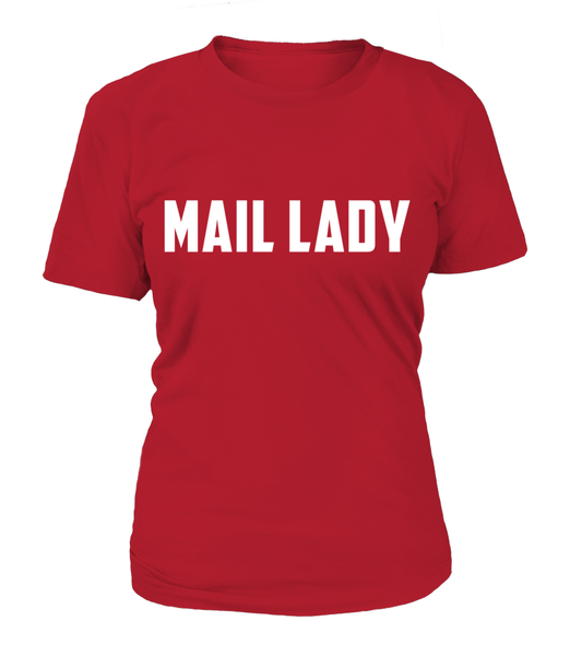 Mail Lady Prayer Shirt - Giggle Rich - 17