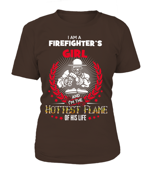 Firefighter's Hottest Flame Shirt - Giggle Rich - 12