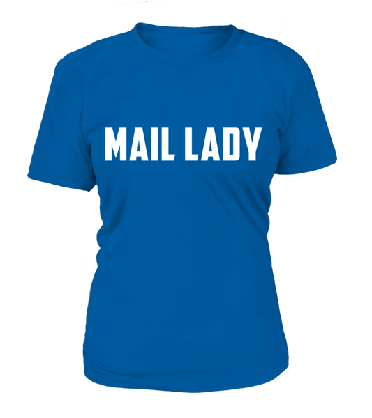 Mail Lady Prayer Shirt - Giggle Rich - 19