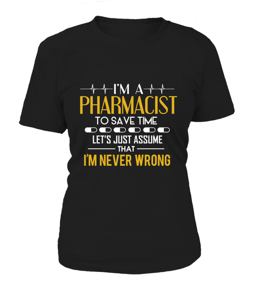 I'm Pharmacist Shirt - Giggle Rich - 13
