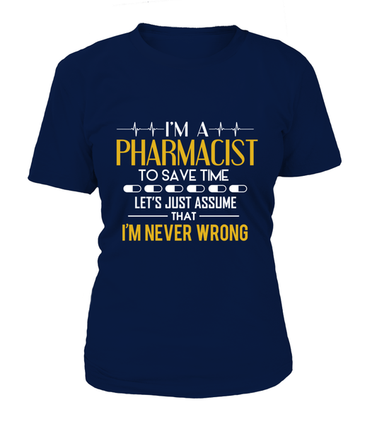 I'm Pharmacist Shirt - Giggle Rich - 14