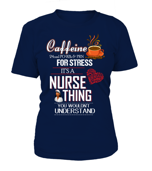 It's A Nurse Thing You Wouldn't Understand Shirt - Giggle Rich - 9