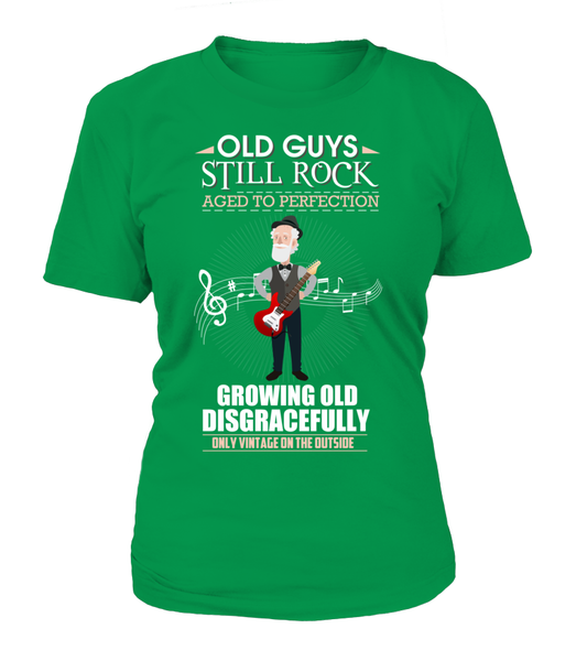 Old Guys Still Rock Shirt - Giggle Rich - 12