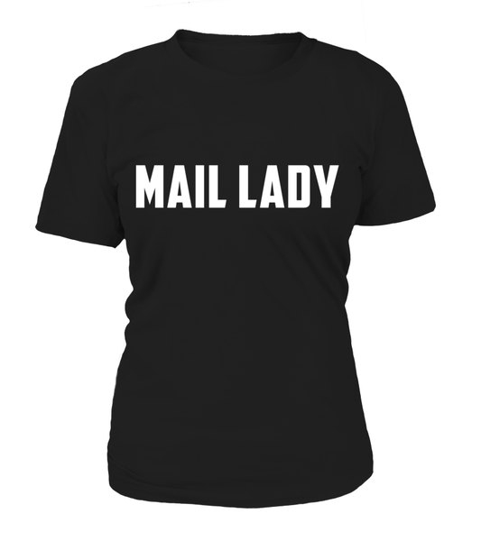 Mail Lady Prayer Shirt - Giggle Rich - 23