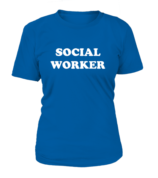 My Profession Taught Me To Love - Social Worker Shirt - Giggle Rich - 8
