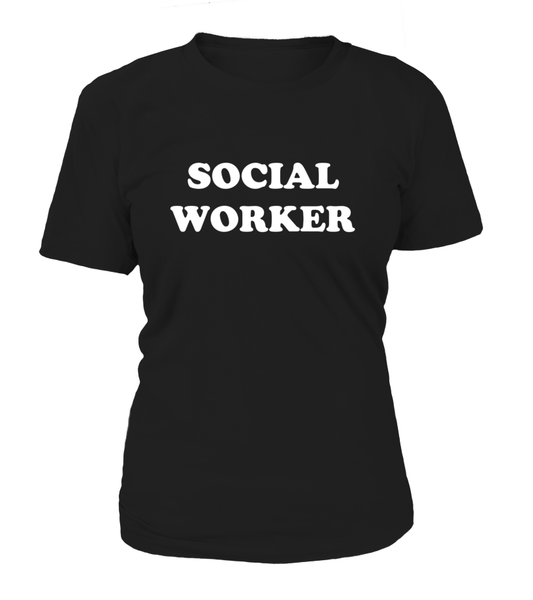 My Profession Taught Me To Love - Social Worker Shirt - Giggle Rich - 2
