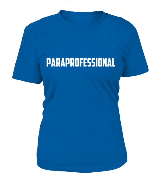 Paraprofessional Job Is Not To Judge Shirt - Giggle Rich - 12