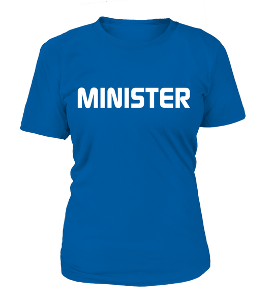 My Profession Taught Me To Love - Minister Shirt - Giggle Rich - 19