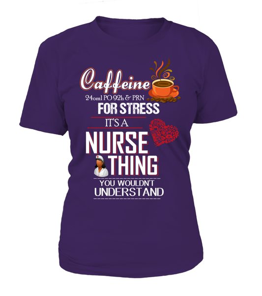 It's A Nurse Thing You Wouldn't Understand Shirt - Giggle Rich - 11