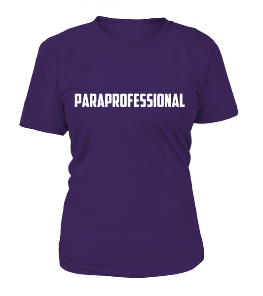 Paraprofessional Job Is Not To Judge Shirt - Giggle Rich - 16