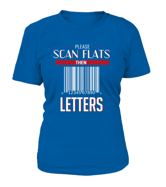 Scan Flats Then Letters Shirt - Giggle Rich - 10