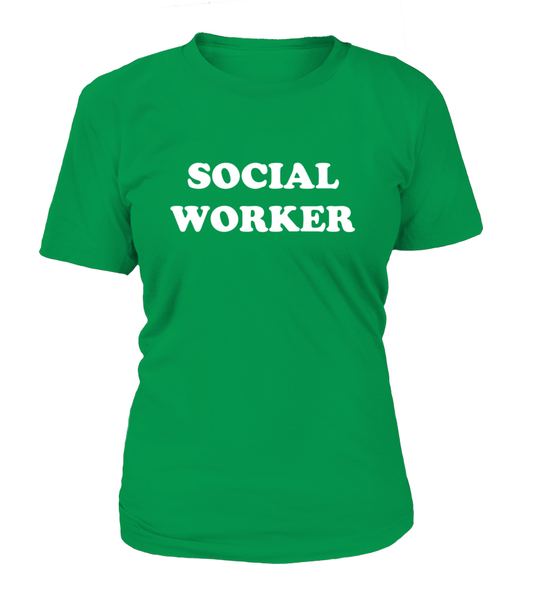 My Profession Taught Me To Love - Social Worker Shirt - Giggle Rich - 6