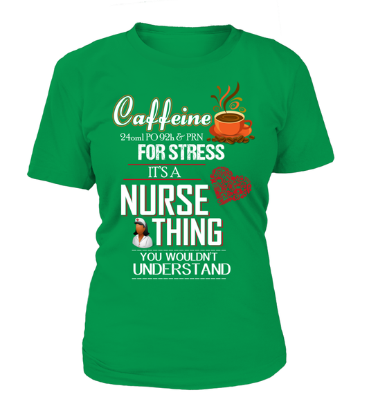 It's A Nurse Thing You Wouldn't Understand Shirt - Giggle Rich - 12