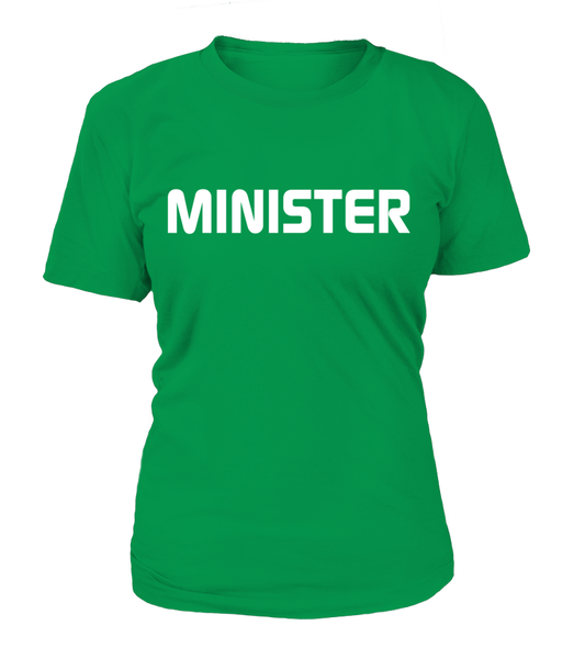 My Profession Taught Me To Love - Minister Shirt - Giggle Rich - 17