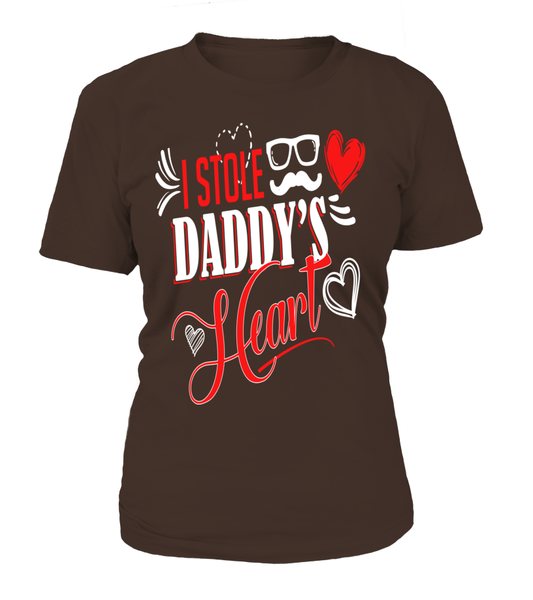 I Stole Daddy's Heart