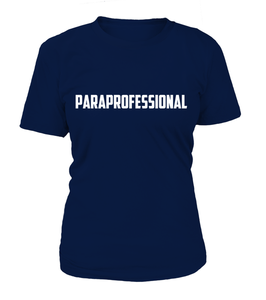 Paraprofessional Job Is Not To Judge Shirt - Giggle Rich - 22