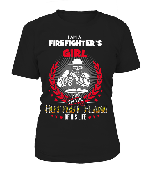 Firefighter's Hottest Flame Shirt - Giggle Rich - 9