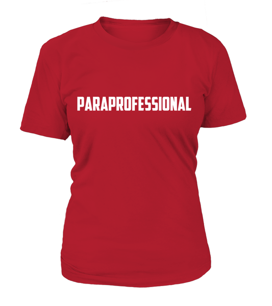 Paraprofessional Job Is Not To Judge Shirt - Giggle Rich - 14