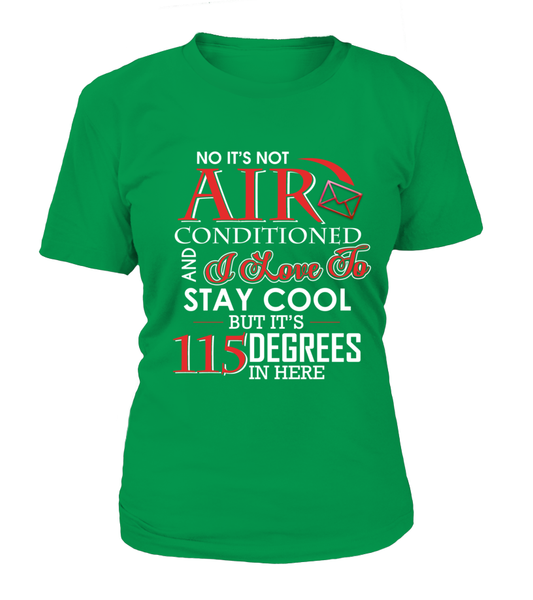 No It's Not Air Conditioned Shirt - Giggle Rich - 10