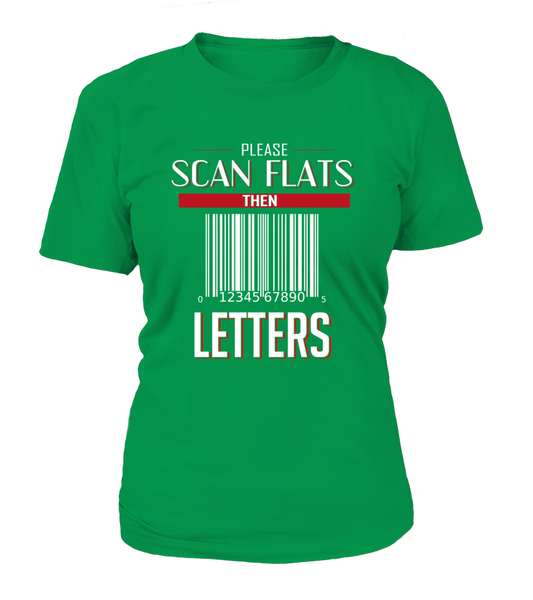 Scan Flats Then Letters Shirt - Giggle Rich - 9