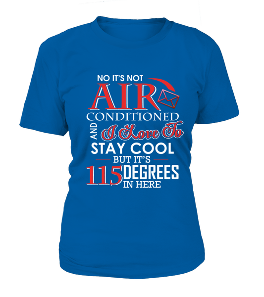 No It's Not Air Conditioned Shirt - Giggle Rich - 8