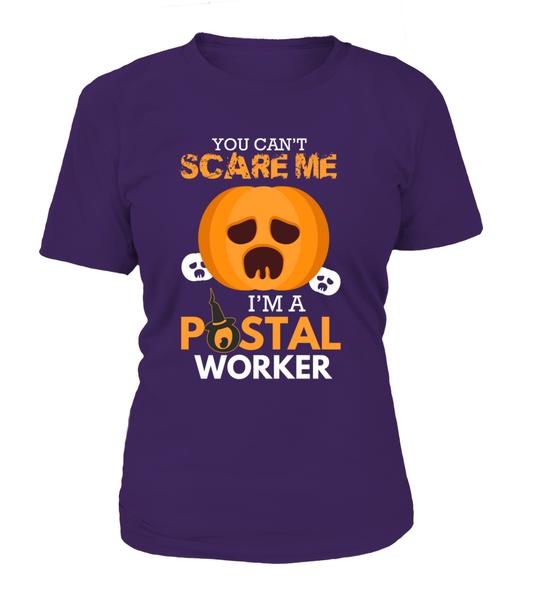 You Can't Scare Me I'm A Postal Worker Shirt - Giggle Rich - 14