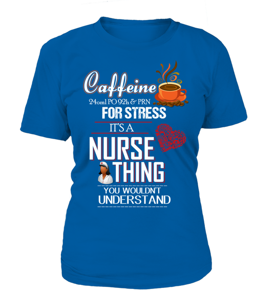 It's A Nurse Thing You Wouldn't Understand Shirt - Giggle Rich - 8