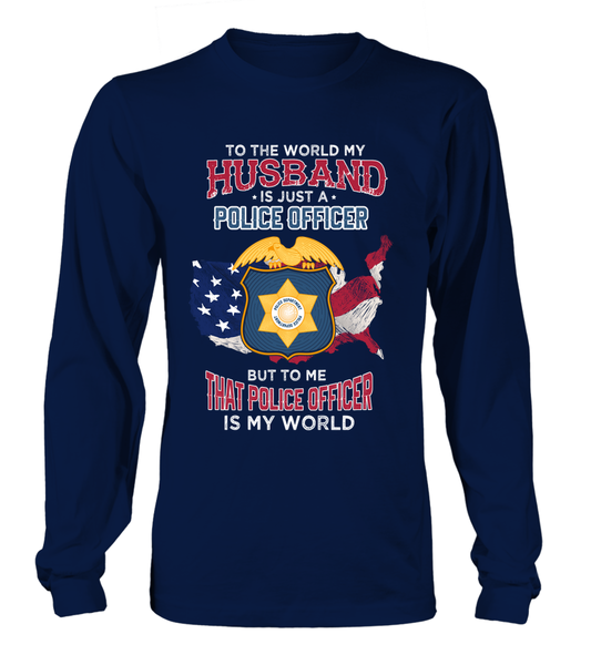 Police Officer Husband