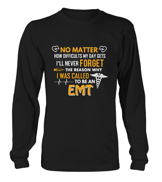 Proud To Be A EMT