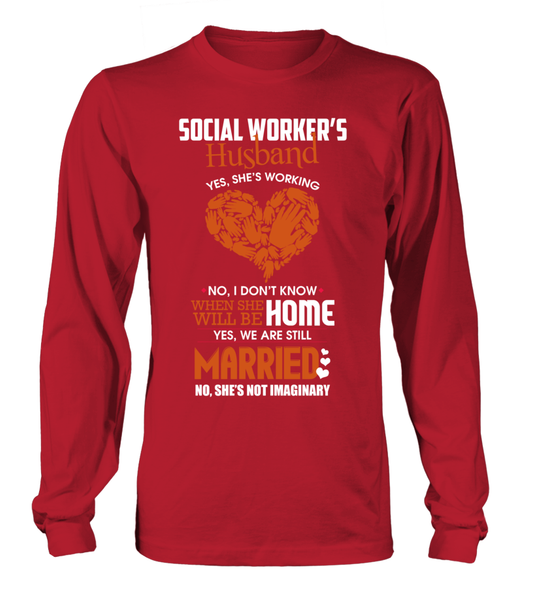 Social Workers Husband Shirt - Giggle Rich - 17