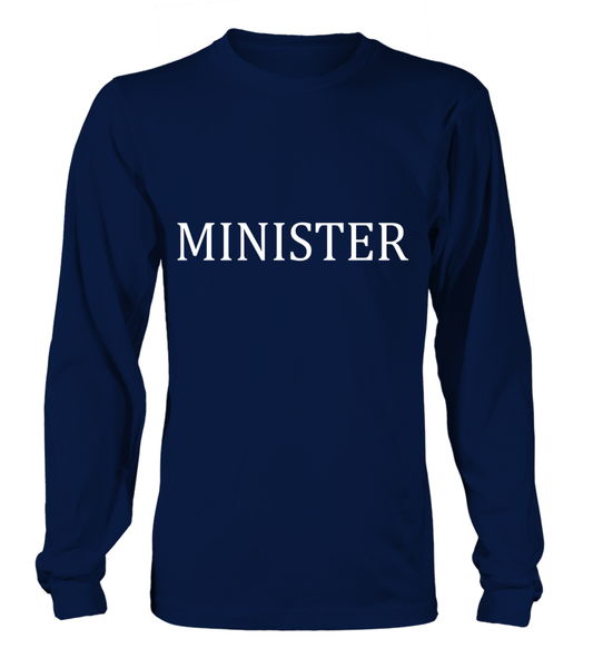 Minister Job Is Not To Judge Shirt - Giggle Rich - 15