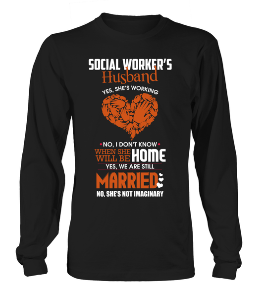 Social Workers Husband Shirt - Giggle Rich - 15