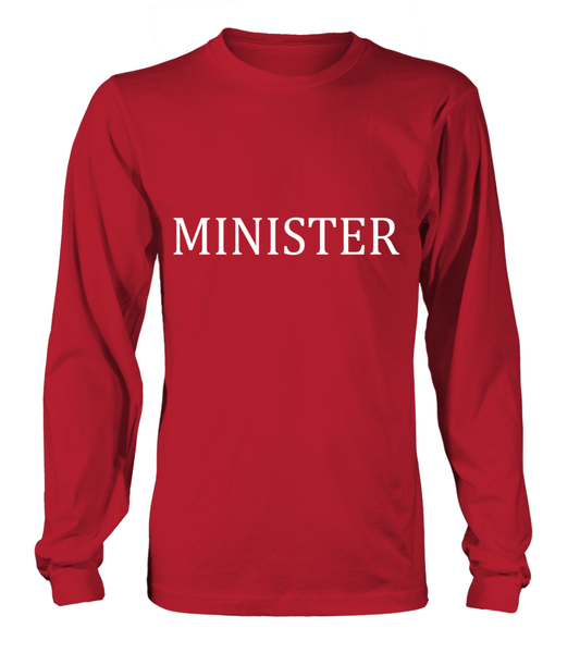 Minister Job Is Not To Judge Shirt - Giggle Rich - 13