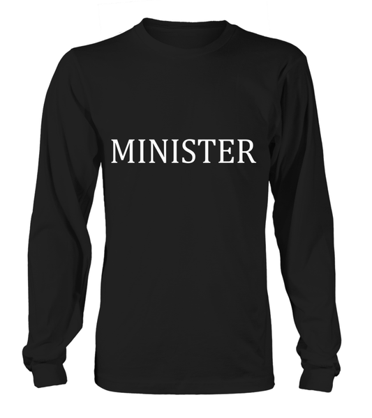 Minister Job Is Not To Judge Shirt - Giggle Rich - 11