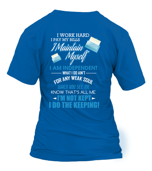 I Am An independent Postal Worker Shirt - Giggle Rich - 5