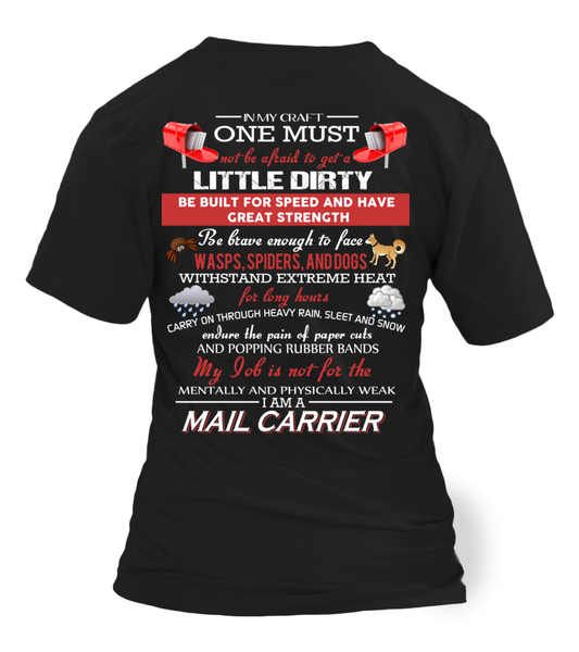 I'm A Mail Carrier Shirt - Giggle Rich - 18