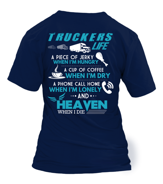 Truckers Life Shirt - Giggle Rich - 6