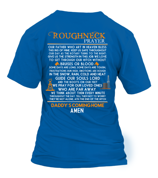 Roughneck Prayer Shirt - Giggle Rich - 16