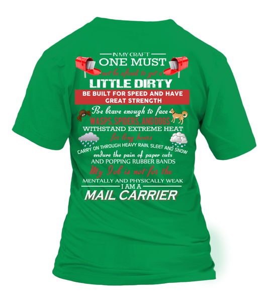 I'm A Mail Carrier Shirt - Giggle Rich - 15
