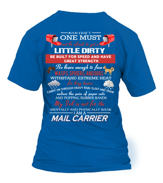 I'm A Mail Carrier Shirt - Giggle Rich - 16