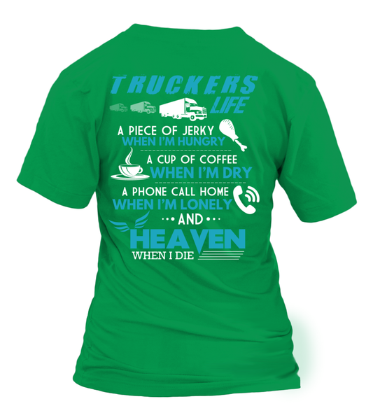 Truckers Life Shirt - Giggle Rich - 10